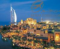 جغرافیای شهر دبی