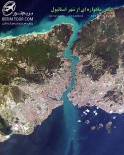 جغرافیای استانبول