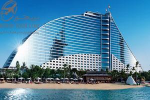 هتل ساحلی جمیرا دبی