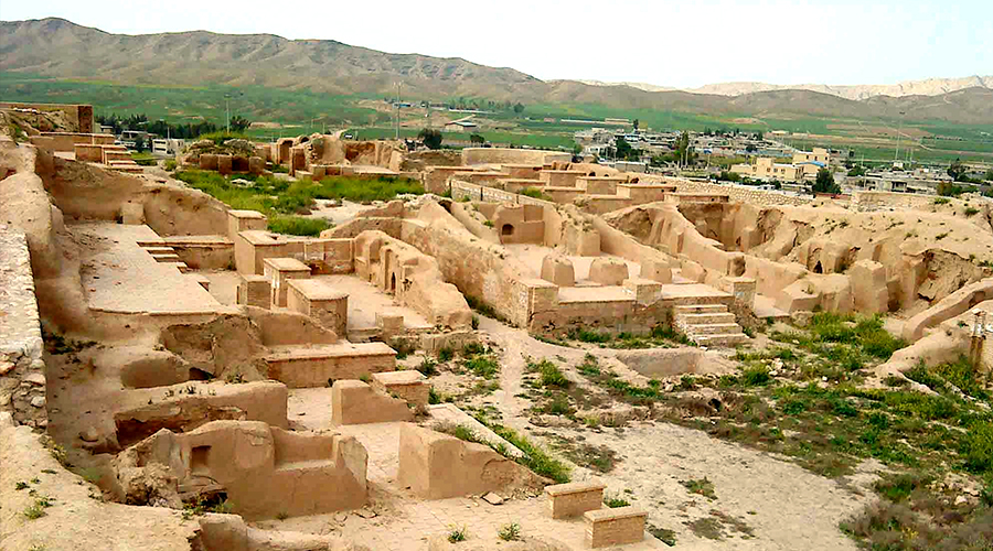 منطقه تاریخی حریره در کیش