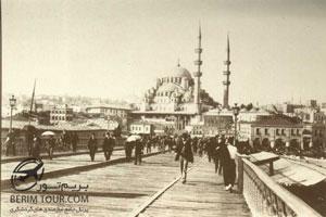 تاریخچه شهر استانبول